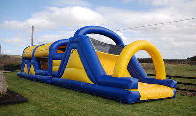 bouncy castle for hire clare, limerick and galway