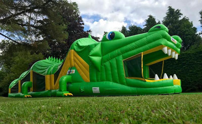 obstacle courses for hire in Clare, Limerick and Galway